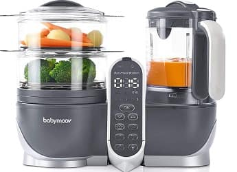 Babymoov Duo Meal Station Food Maker