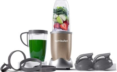NutriBullet Pro 900-watt High-Speed Blender