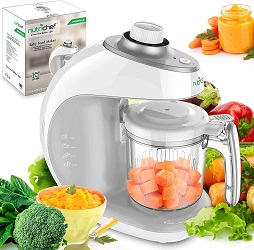NutriChefDigital Baby Food Maker Machine