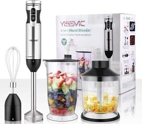 YISSVIC Stick Blender