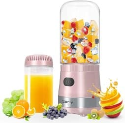 sboly mini blender